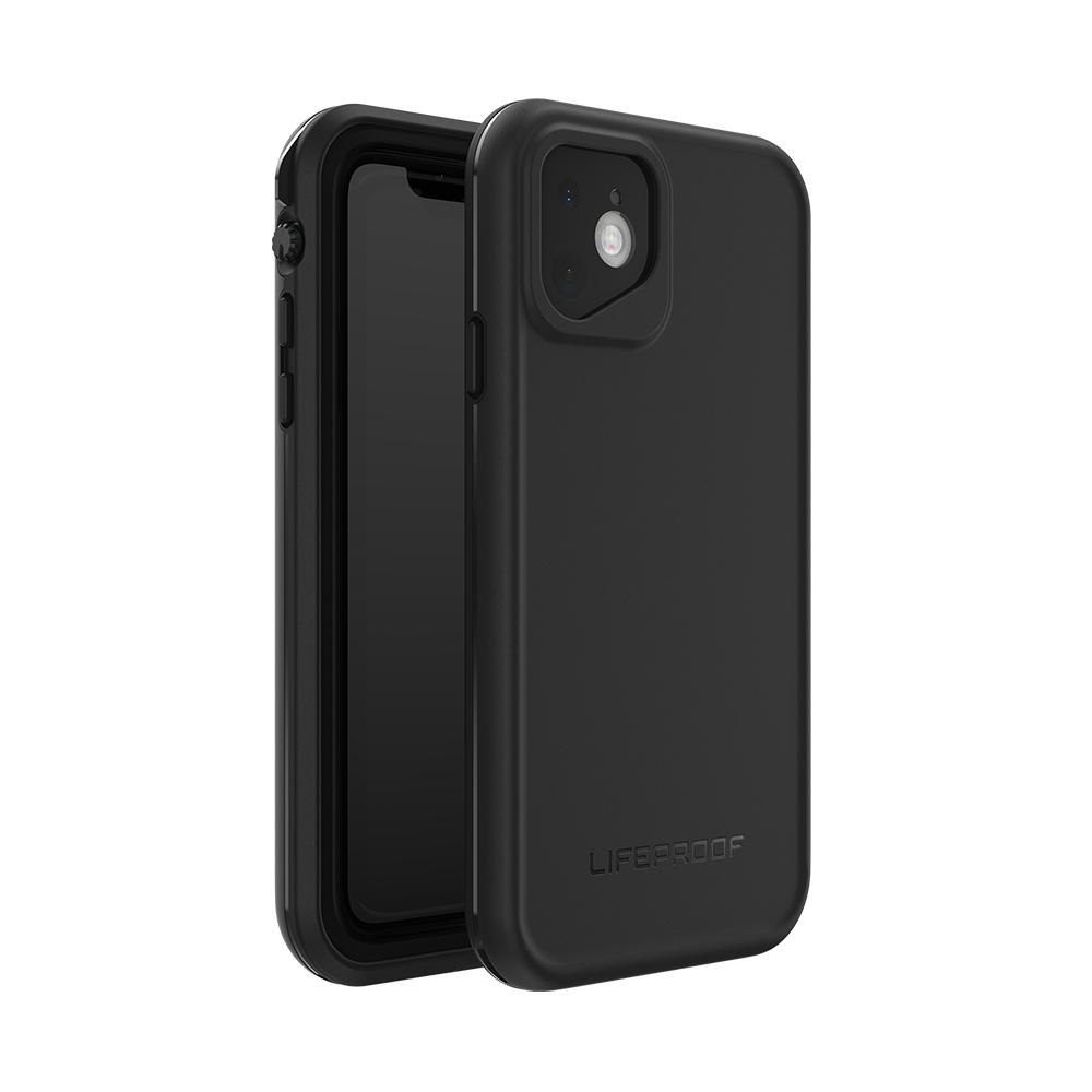 LIFEPROOF iPhone 11 (6.1吋)專用 防水防雪防震防泥超強四防保護殼-FRE(黑)