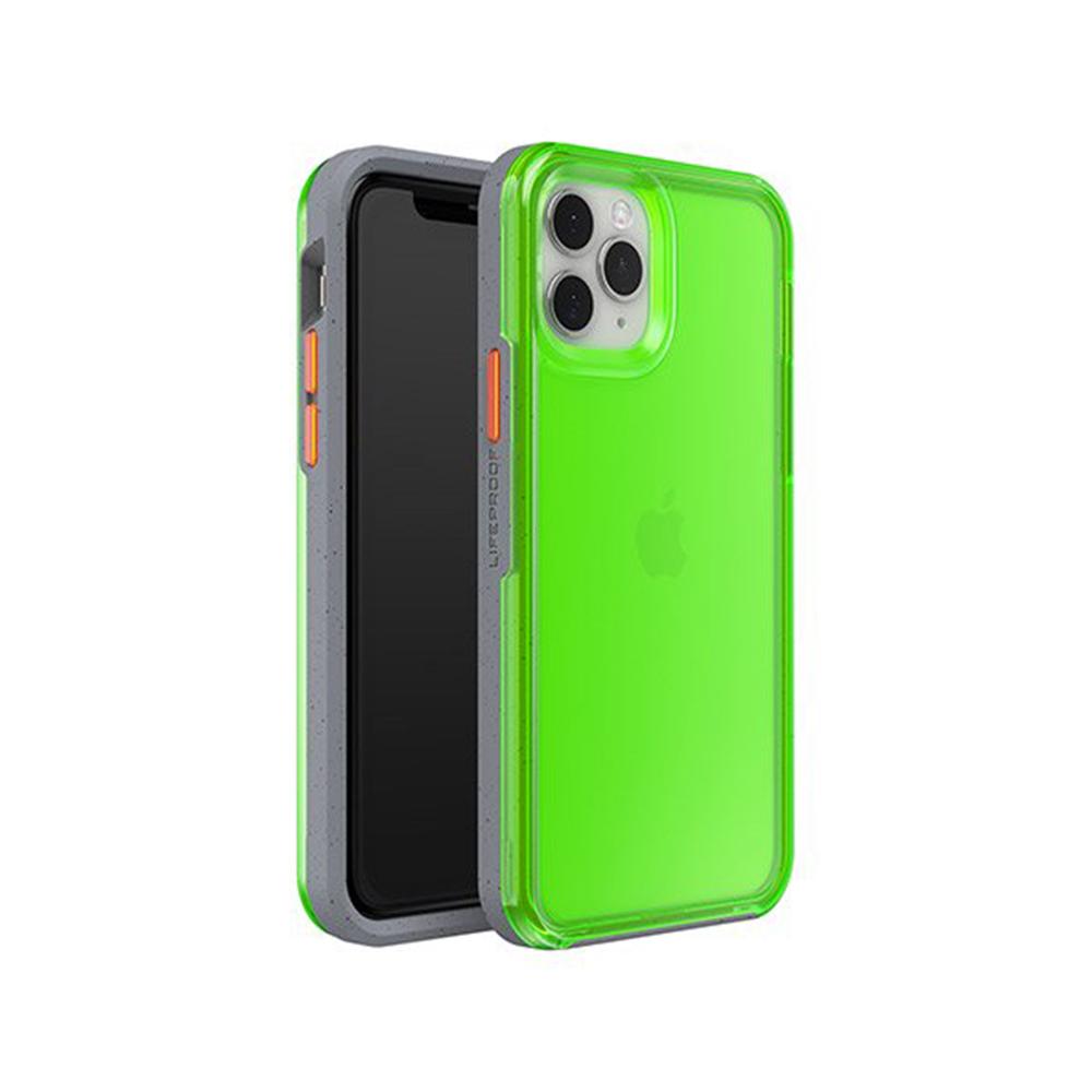 LIFEPROOF|iPhone 11 Pro (5.8吋)專用 吸震抗衝擊輕量防摔手機殼-SLAM(透黃/灰)