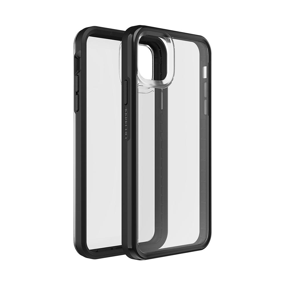 LIFEPROOF|iPhone 11 Pro Max (6.5吋)專用 吸震抗衝擊輕量防摔手機殼-SLAM(透明/黑)