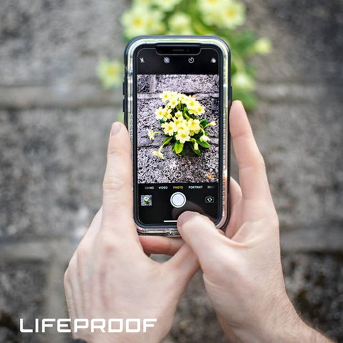 LIFEPROOF|iPhone 11 (6.1吋)專用 2米軍規防摔防雪防塵三防保護殼-NEXT(透明/粉)