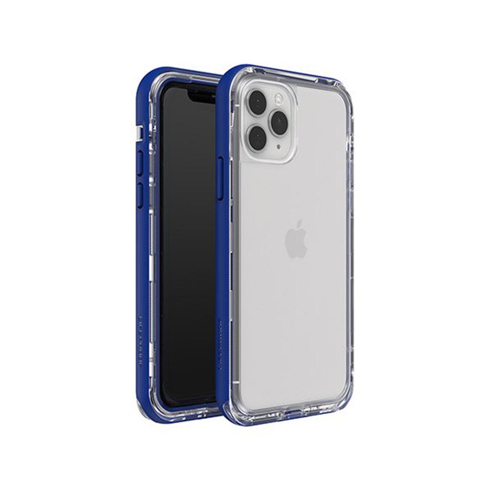 LIFEPROOF|iPhone 11 Pro Max (6.5吋)專用 2米軍規防摔防雪防塵三防保護殼-NEXT(透明/藍)