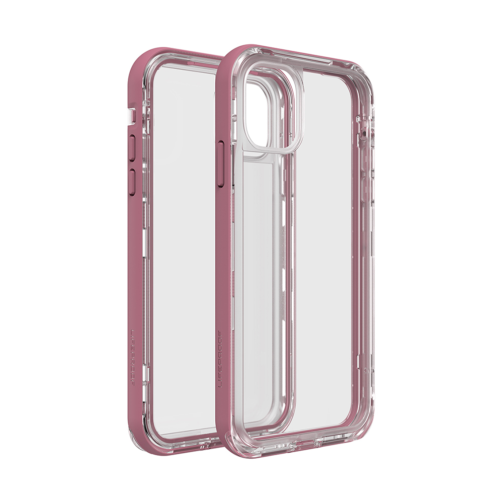 LIFEPROOF|iPhone 11 Pro Max (6.5吋)專用 2米軍規防摔防雪防塵三防保護殼-NEXT(透明/粉)