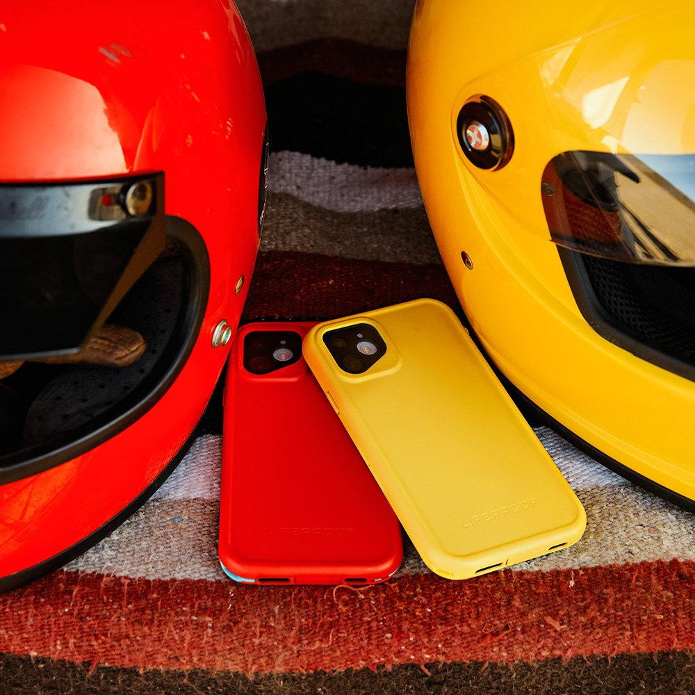 LIFEPROOF iPhone 12 mini (5.4吋)專用 防水防雪防震防泥超強四防保護殼-FRE(藍綠)