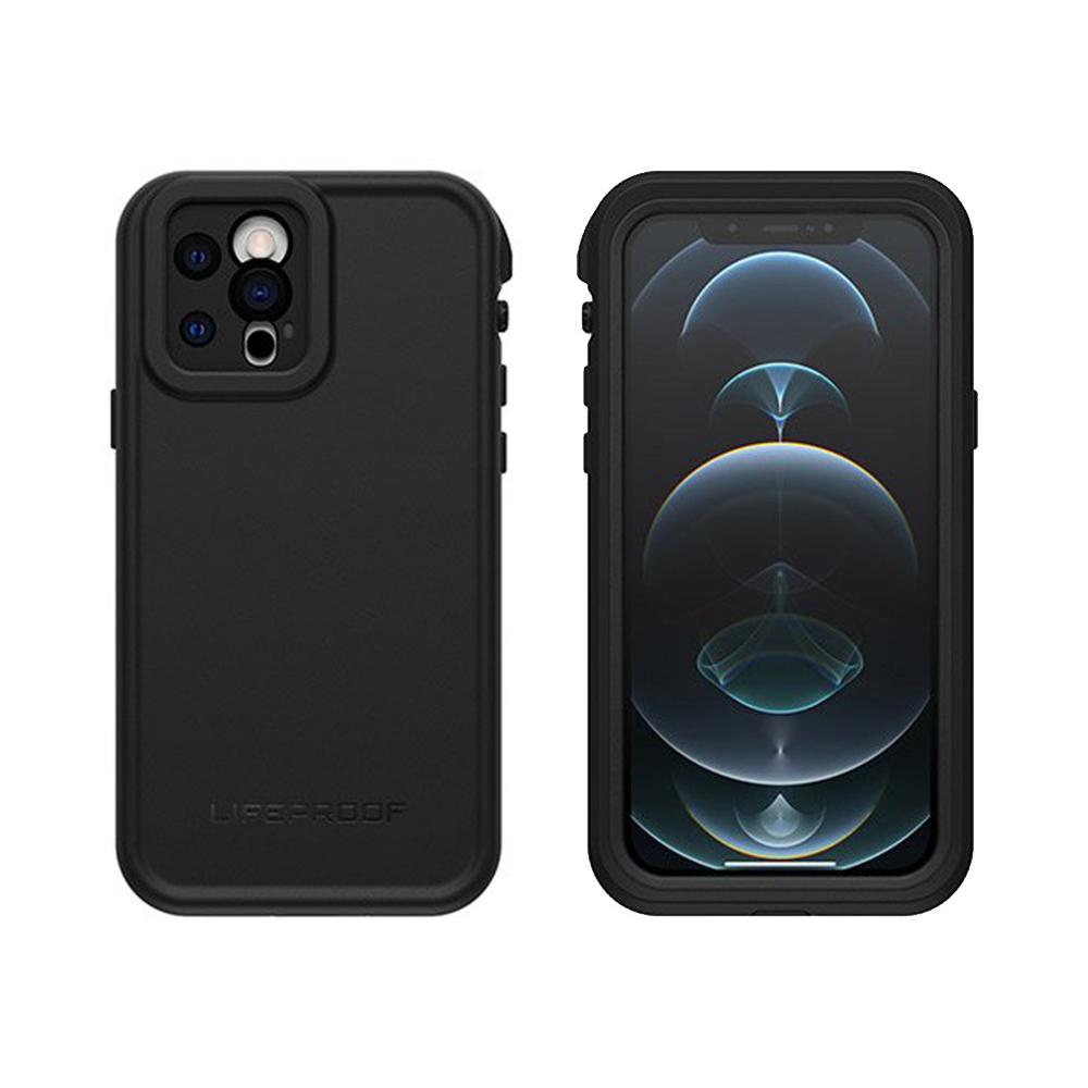 LIFEPROOF|iPhone 12 Pro (6.1吋)專用 防水防雪防震防泥超強四防保護殼-FRE(黑)