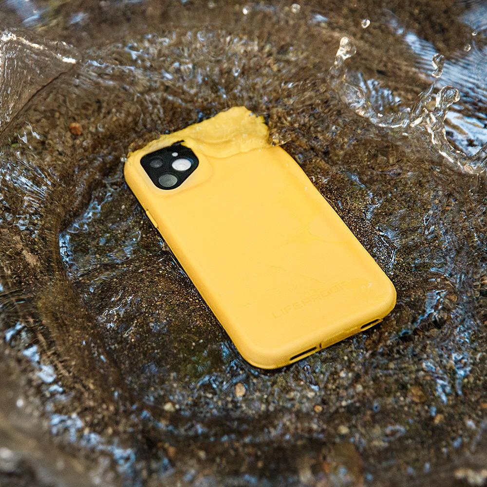 LIFEPROOF|iPhone 12 Pro Max (6.7吋)專用 防水防雪防震防泥超強四防保護殼-FRE(黑)