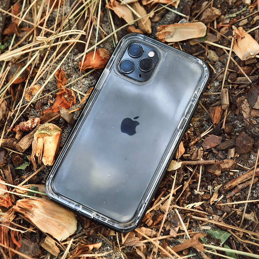 LIFEPROOF|iPhone 12 mini (5.4吋)專用 2米軍規防摔防雪防塵三防保護殼-NEXT(透明/黑)