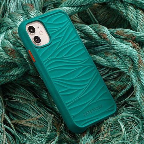 LIFEPROOF|iPhone 12/12 Pro (6.1吋)專用 海洋再生塑料軍規防摔環保保護殼-WAKE(黑)