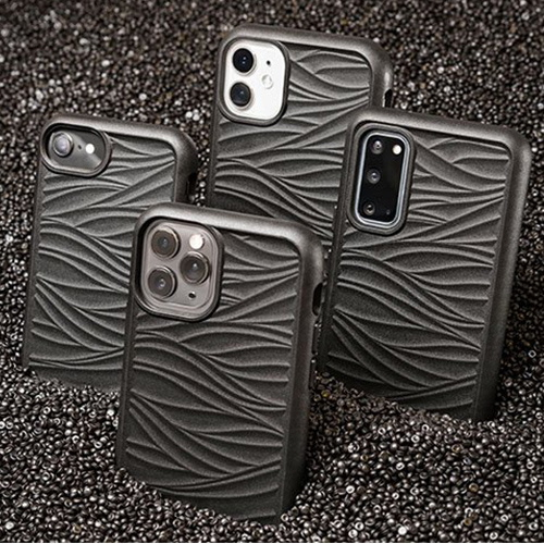 LIFEPROOF iPhone 12/12 Pro (6.1吋)專用 海洋再生塑料軍規防摔環保保護殼-WAKE(灰藍)