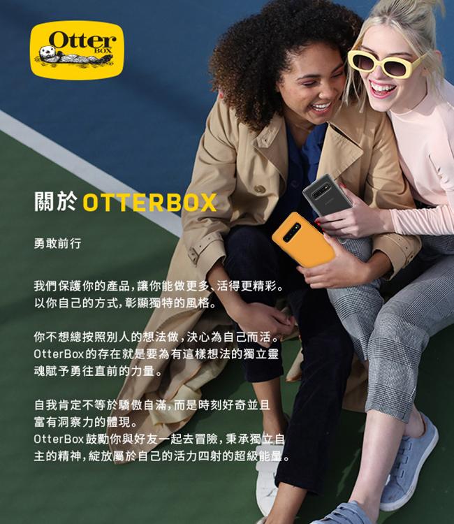 OtterBox|iPhone 12 mini (5.4吋)專用 雙層防摔吸震手機保護殼-Commuter通勤者系列■黑