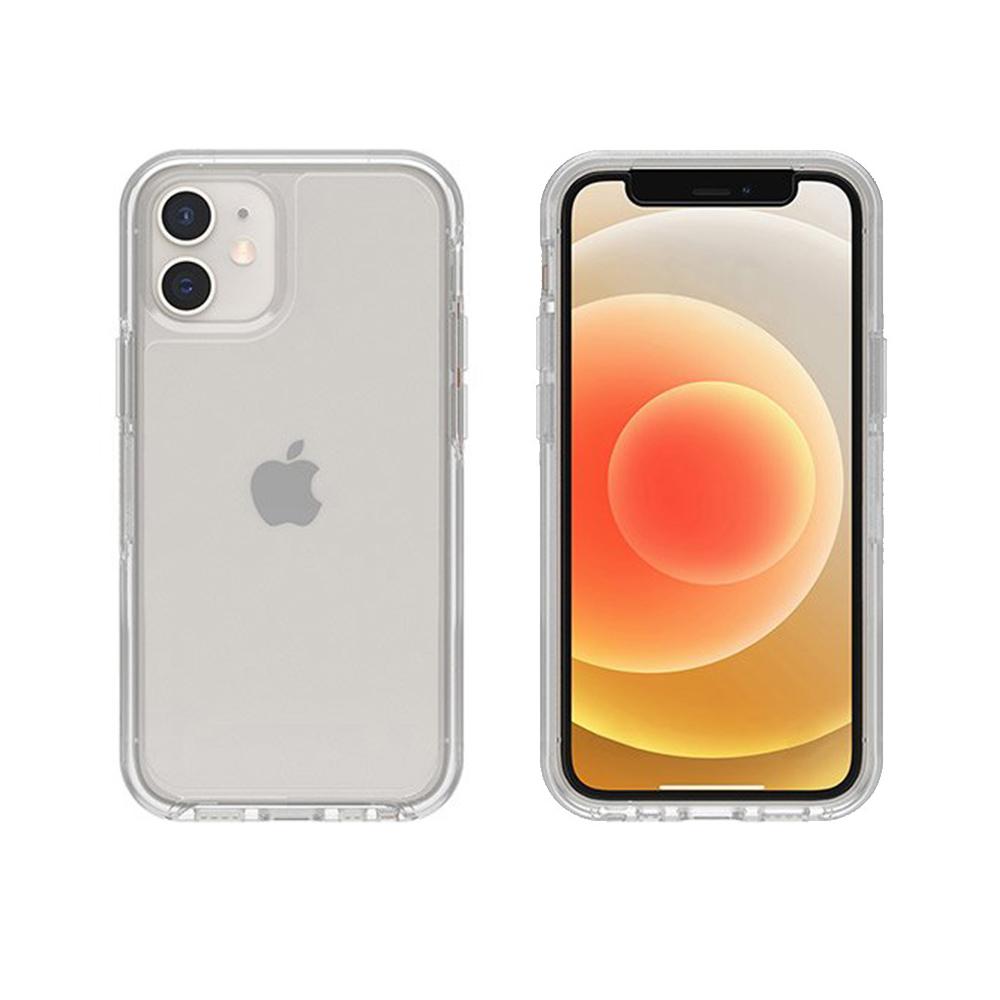 OtterBox|iPhone 12 mini (5.4吋)專用 防摔吸震手機保護殼-Symmetry炫彩透明系列-全淨透