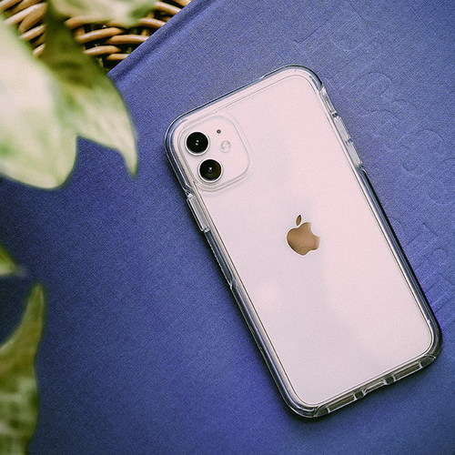 OtterBox|iPhone 12 Pro Max (6.7吋)專用 防摔吸震手機保護殼-Symmetry炫彩透明系列-閃亮星塵