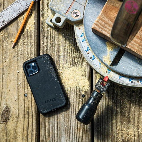 OtterBox|iPhone 12 mini (5.4吋)專用 防刮防塵防摔手機保護殼-Defender防禦者系列-藍