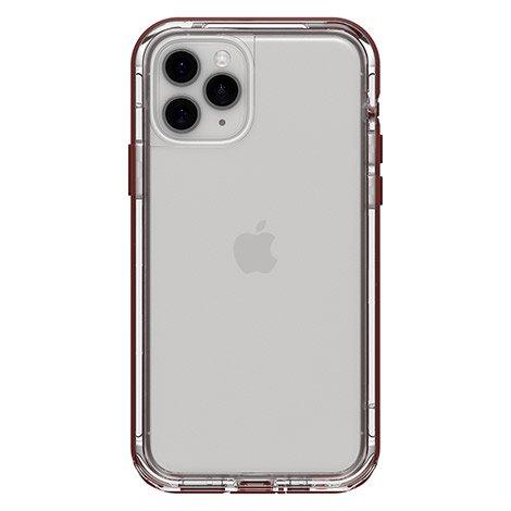 (複製)LIFEPROOF iPhone 11 Pro (5.8吋)專用 2米軍規防摔防雪防塵三防保護殼-NEXT(透明/紅)