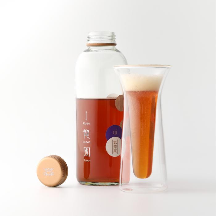 GLT丨龍團 | 氣淬茶 - 氣蘊紅香-12瓶入