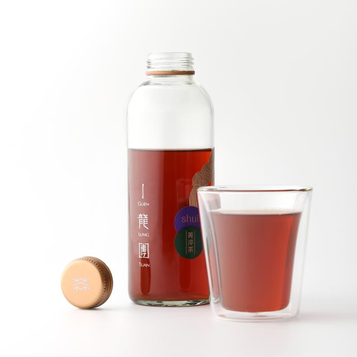 GLT丨龍團   菁淬茶 - 紅香尋露-12瓶入