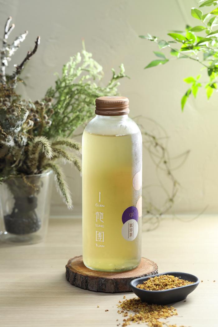 GLT丨龍團 | 菁淬茶 - 桂花尋露-12瓶入