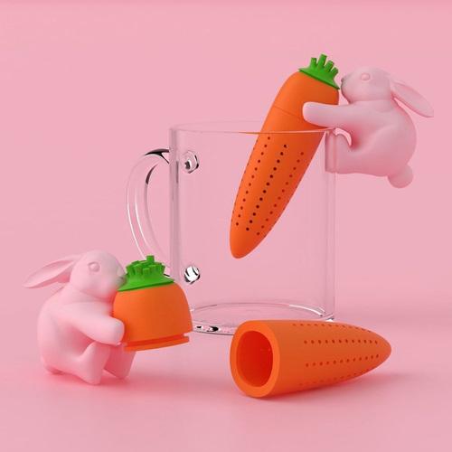 Hikalimedia|Bunny 邦妮兔泡茶器