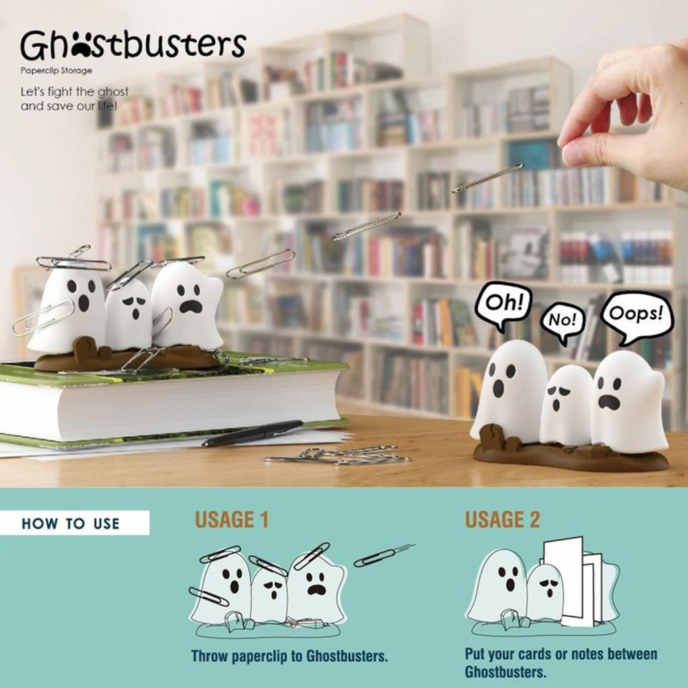 Hikalimedia|Ghostbuster 打擊魔鬼迴紋針座