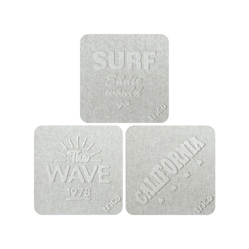 trico meets SURF速乾珪藻土杯墊/皂墊〈2入組〉