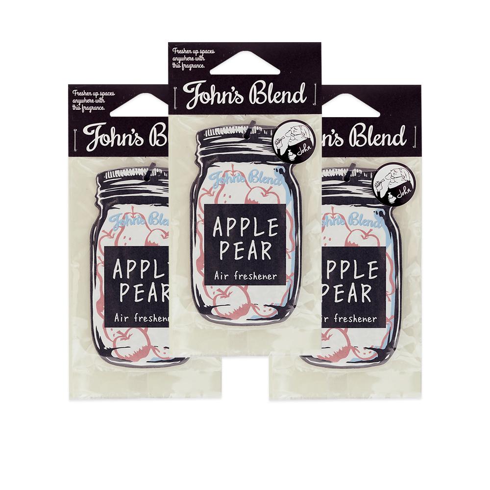 John′s Blend|香氛片〈清甜蘋果梨3入組〉