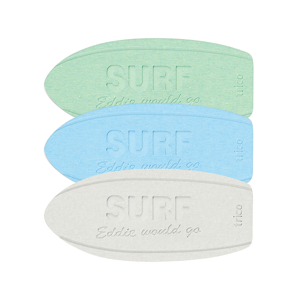 trico|Summer SURF速乾珪藻土杯墊/餐墊