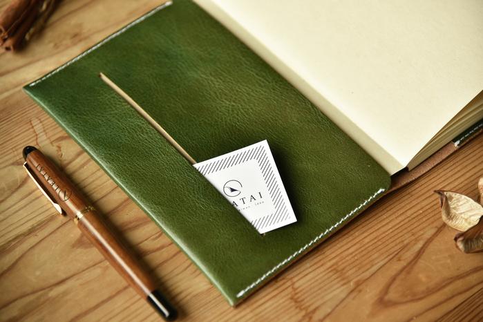 (複製)LEATAI 磊泰|純手工復古手拿包書衣-活頁本