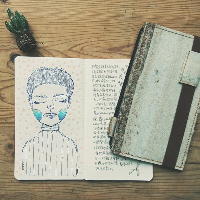 (複製)LEATAI 磊泰|Walking系列筆記本-Ultra Slim週計畫組合-棕褐色