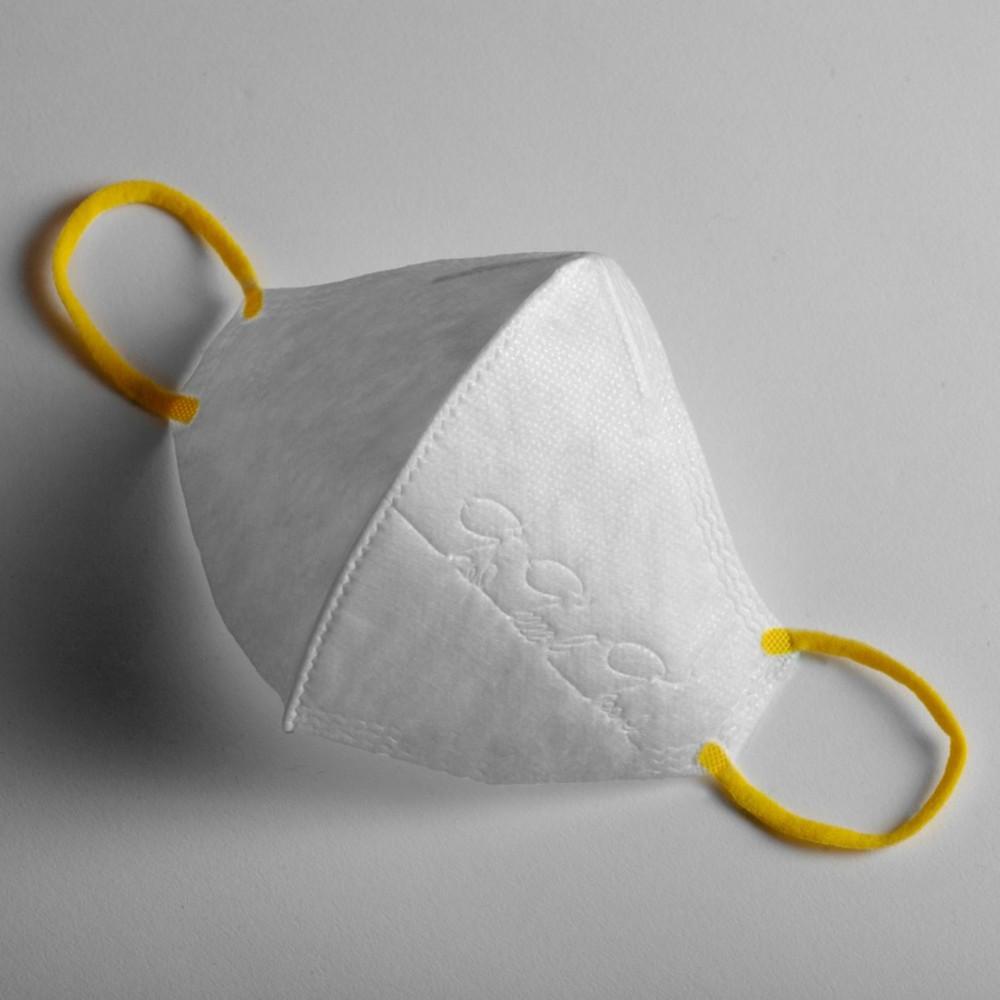 :dc|克微粒 防霾PM2.5口罩 立體兒童薄膜口罩1盒(6片/盒) - S