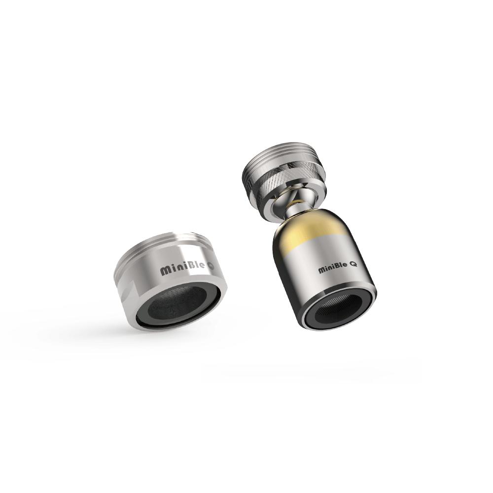 【獨家超值組】HerherS|MiniBle Q微氣泡起波器(2入)+轉向版