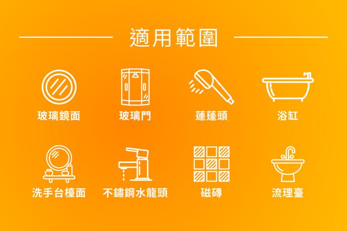 奇幻泡泡 2.0 Plus 水垢清潔劑(1入組)