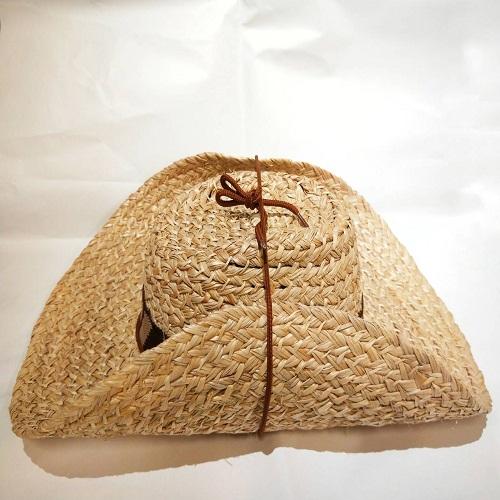 石山部落│月桃編織牛仔帽