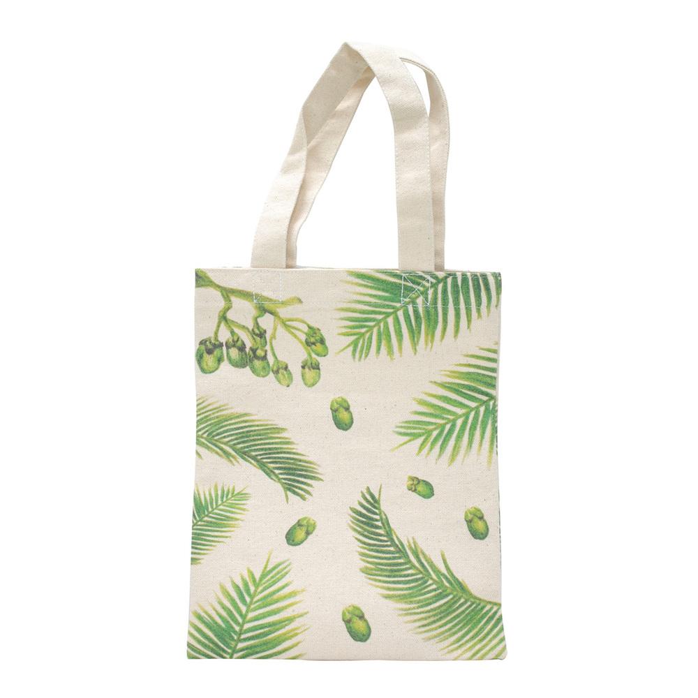 米麻岸工作室│檳榔樹兩用肩背手提袋