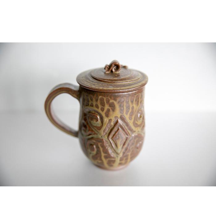(複製)九鳥陶燒│酋長之杯