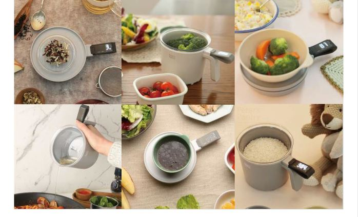 Peter's Pantry│Smart Kitchen Scale 聰明廚房秤(灰色)
