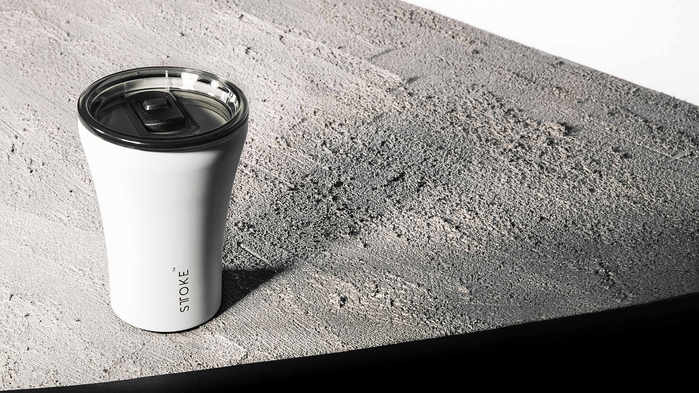 STTOKE│Ceramic Reusable  精品咖啡杯(兩色任選)