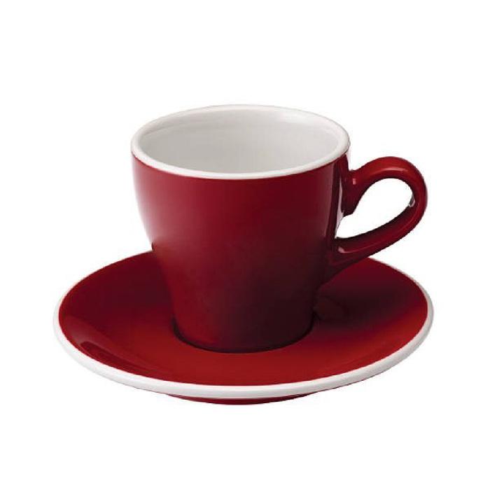 (複製)LOVERAMICS 愛陶樂 | 鬱金香系列 280ml 拿鐵杯盤組 Tulip Cafe Latte Cup & Saucer (五色)