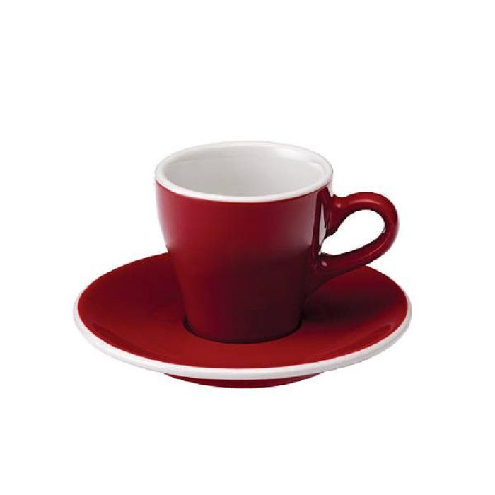 (複製)LOVERAMICS 愛陶樂   鬱金香系列 180ml 卡布奇諾杯盤組 Tulip Cappuccino Cup & Saucer (五色)