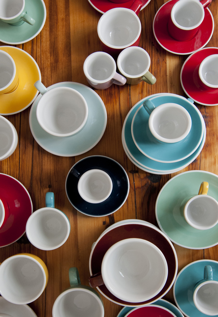 (複製)LOVERAMICS 愛陶樂 | 鬱金香系列 80ml 濃縮咖啡杯盤組 Tulip Espresso Cup & Saucer (五色))