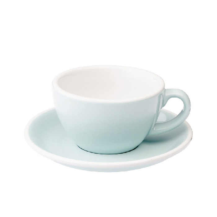 (複製)LOVERAMICS 愛陶樂   蛋形系列 250ml 卡布奇諾杯盤組 Egg Cappuccino Cup & Saucer (五色)