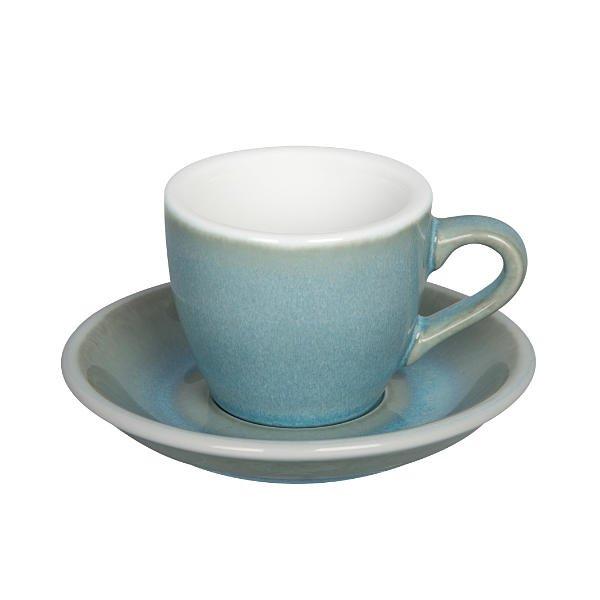 (複製)LOVERAMICS 愛陶樂 | 蛋形系列 300ml 拿鐵杯盤組 (職人色系) Egg Cafe Latte Cup & Saucer (九色)