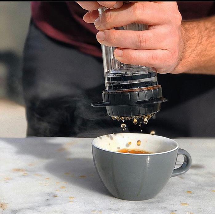Delter Coffee Press | 特樂壓咖啡過濾器