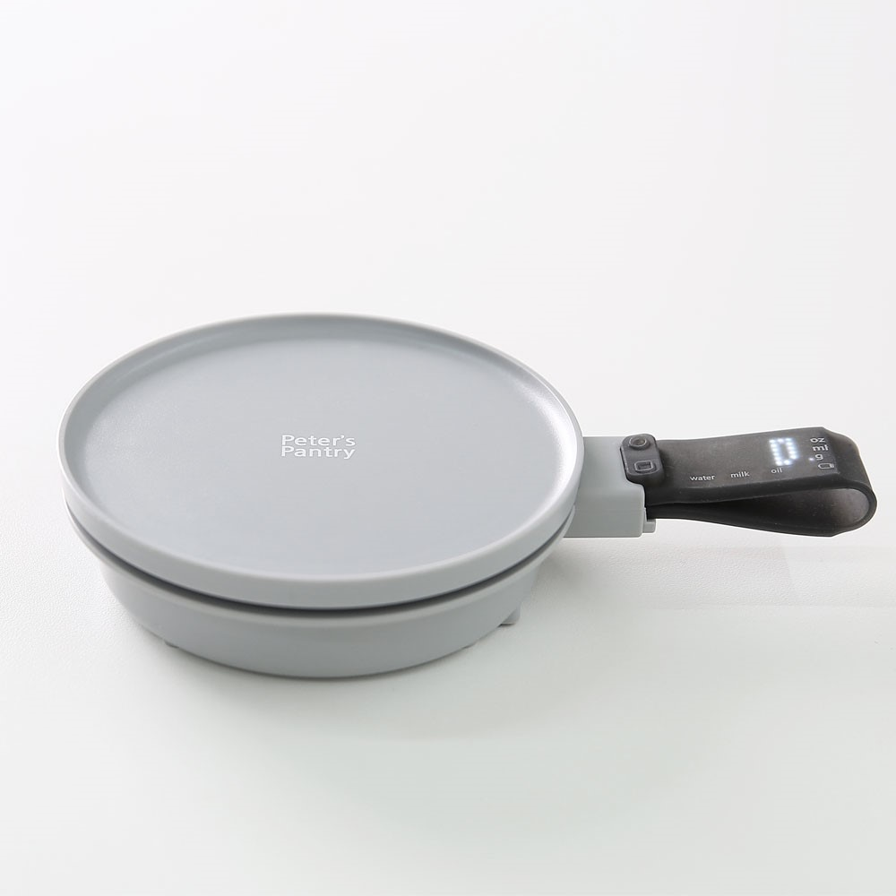 Peter′s Pantry│Smart Kitchen Scale 聰明廚房秤(灰色)