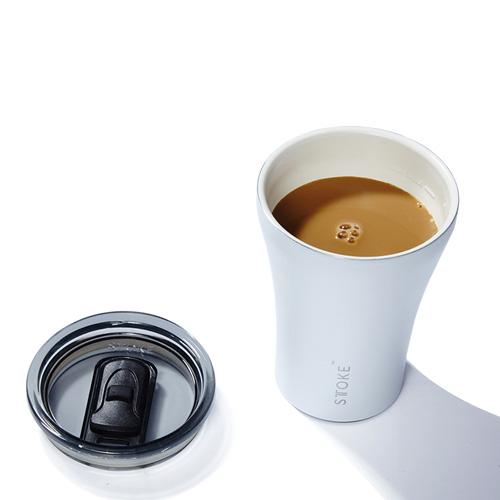 STTOKE│Ceramic Reusable 8oz 精品咖啡杯(兩色任選)