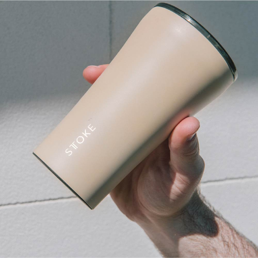 STTOKE| Ceramic Reusable Cup 精品陶瓷隨行杯 12oz (360ml) (新款三色)