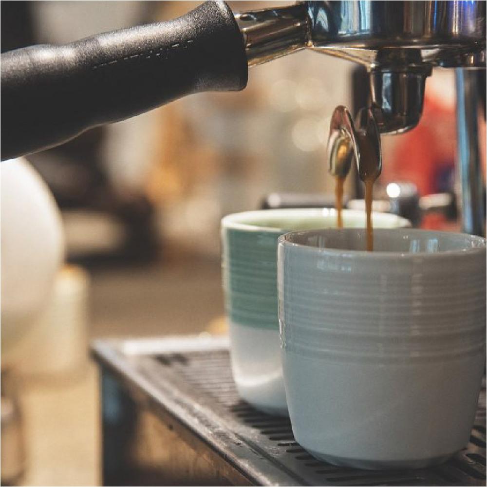 LOVERAMICS 愛陶樂 | Dale Harris 世界冠軍聯名款 150ml 白咖啡杯 (三色)