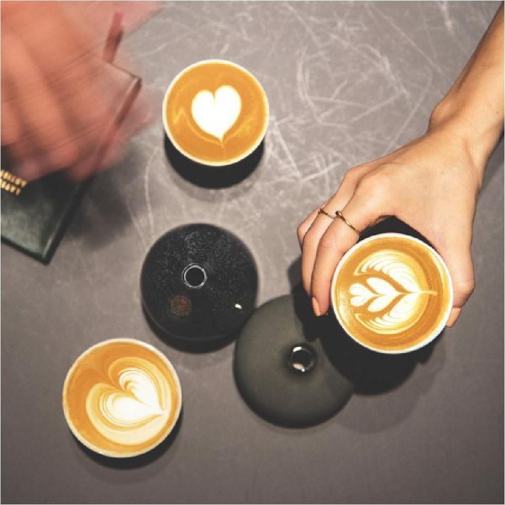LOVERAMICS 愛陶樂   Dale Harris 世界冠軍聯名款 80ml 濃縮咖啡杯 (三色)