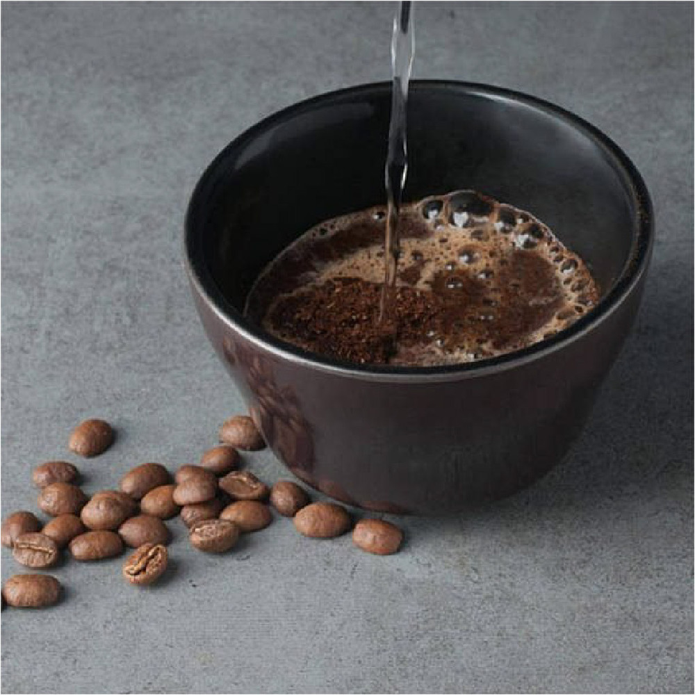 LOVERAMICS 愛陶樂 | 烘焙系列 220ml 經典款變色杯測碗 (達70度時由黑色變白色)