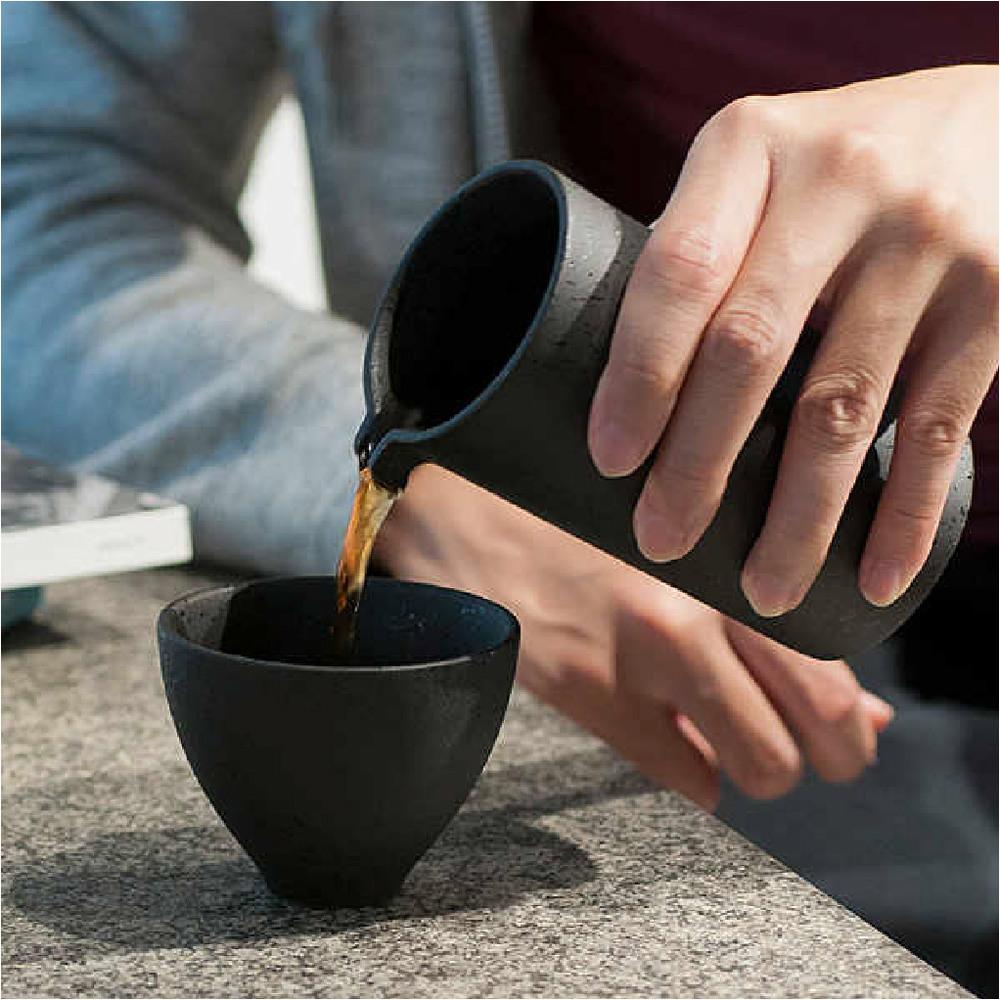 LOVERAMICS 愛陶樂   手沖咖啡系列 150ml 堅果風味杯 Brewers Nutty Tasting Cup (三色)