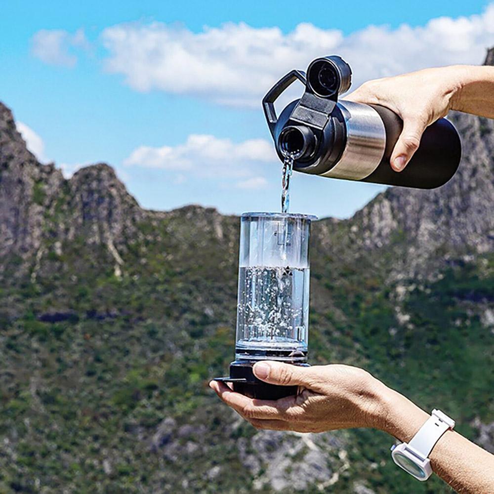 Delter Coffee Press 特樂壓 | 多段萃取手壓咖啡機