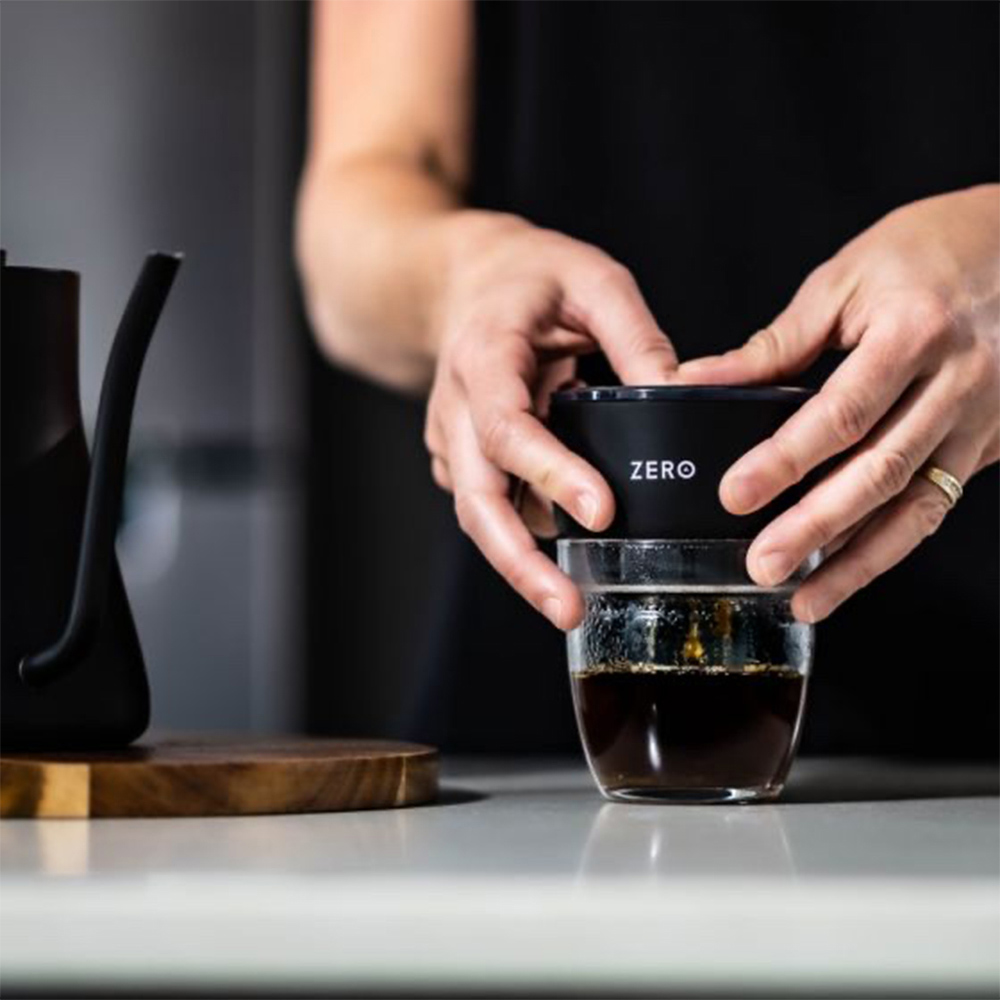 Trinity Zero 隨行壓 隨身咖啡機(黑色)